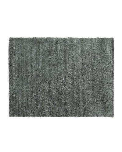 Neutral Shag Rug, 8' x 10'