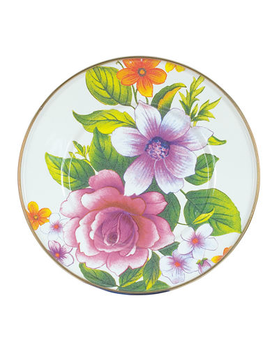 Flower Market Charger Plate