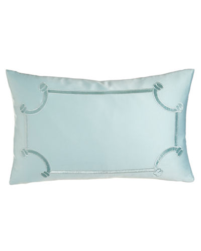 Oblong Vendome Pillow, 14