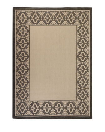 Regina Indoor/Outdoor Rug, 4' x 5'3""
