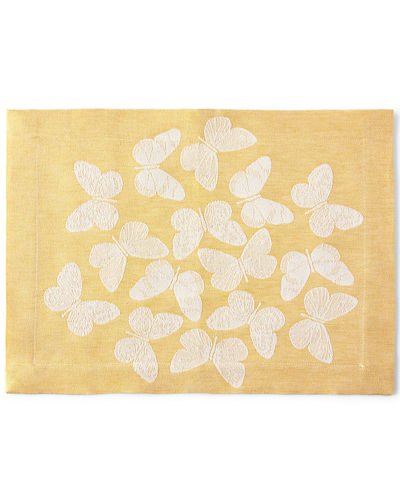 Butterfly Cluster Placemats, Set of 4