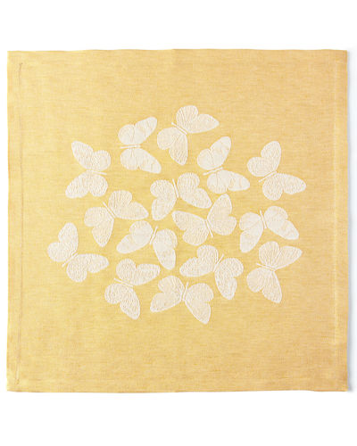 Butterfly Cluster Napkins, Set of 4