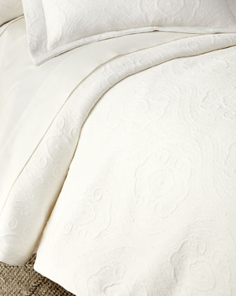 """King Charles"" King Coverlet"