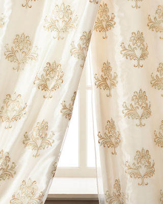 "108""L Willow Breeze Curtain"