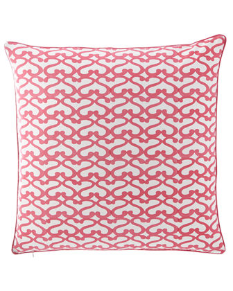 "Big Cata Pillow, 26""Sq."