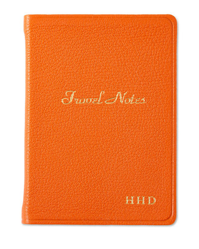 Travel Notebook, Personalized