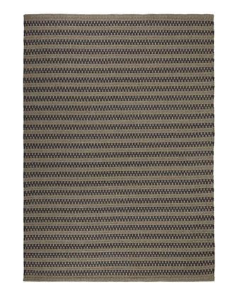 "Deja Mirage Tweed Indoor/Outdoor Rug, 8'3"" x 11'6"""
