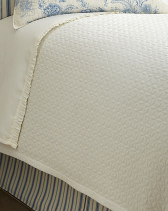 King Manchester Quilted 3-Piece Set