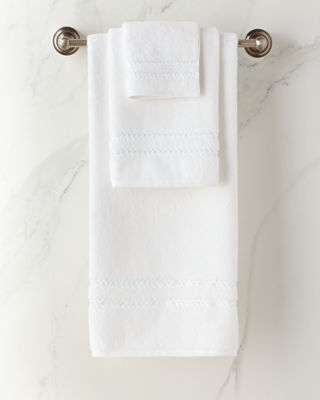pearl essence bath towel - Matouk Towels