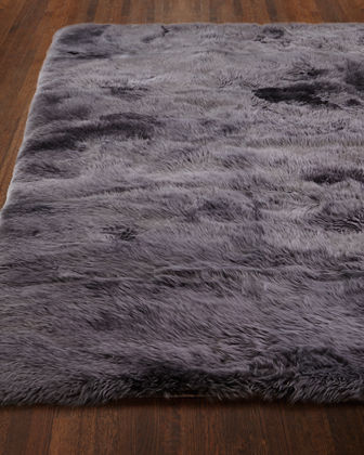 "Effie Sheepskin Rug, 9'6"" x 13'6"""