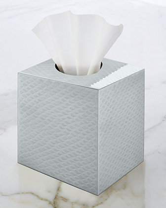 Mike & Ally Pacific Tissue Box Cover