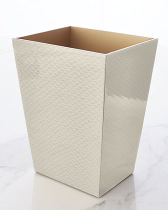 Mike & Ally Pacific Wastebasket