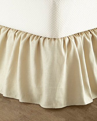 Queen Monterey Solid-Color Dust Skirt