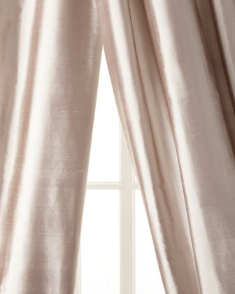 Amity Home Radiance Silk Curtain, 84