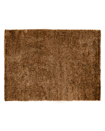 Exquisite Rugs Neutral Shag Rug, 8' x 10'