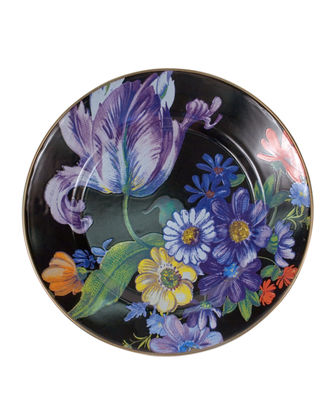 MacKenzie-Childs Flower Market Dinner Plate