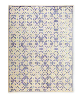 Bloom Lace Rug, 8' x 10'
