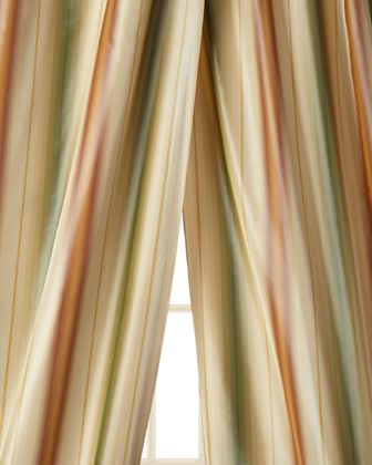 "Each 52""W x 108""L Carleton Curtain"