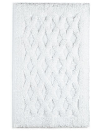 Diamond Bath Rug  20 x 31