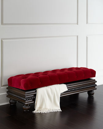 "Garrison 38"" Storage Bench"