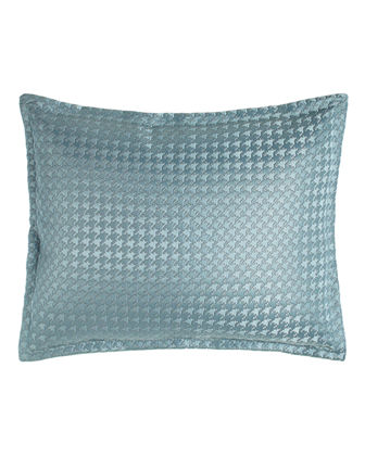 Dian Austin Couture Home Standard Houndstooth Check Sham