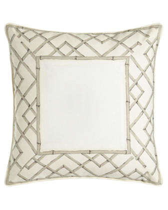 "20""Sq. Lattice Pillow"