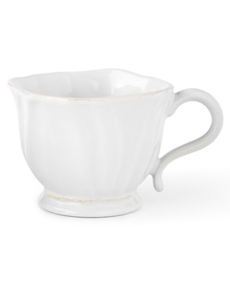Madeleine Whitewash Cofftea Cup