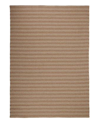 "Deja Mirage Tweed Indoor/Outdoor Runner, 2'4"" x 8'"