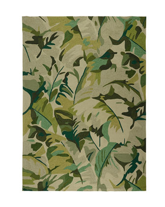 Palm Beach Indoor/Outdoor Runner, 2' x 8'