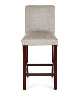 Marcy Pleated Bar Stool