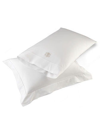 Matouk Two Standard Key Largo Pillowcases