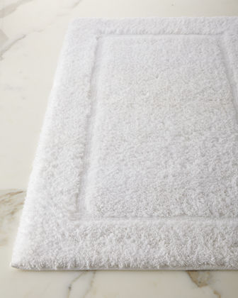 Marcus Collection Non-Slip Luxury Bath Rug  24 x 40