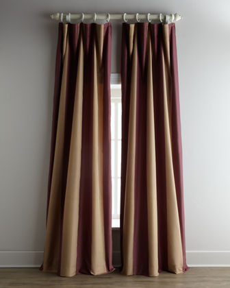 Home Silks Each Hampton Curtain, 96