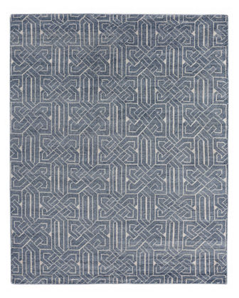 Gaylin Hand-Knotted Rug, 6' x 9'