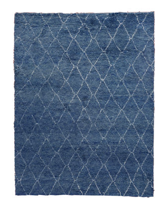 Nonali Hand-Knotted Rug, 10' x 14'