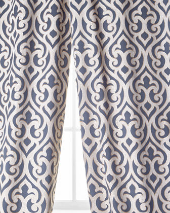 Garden Gate Curtain, 108""