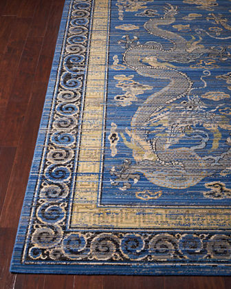 NourCouture Dynasty Rug, 5.6' x 8'