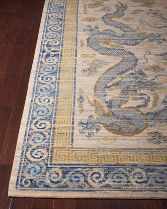 NourCouture Dynasty Rug, 7.9' x 9.9'