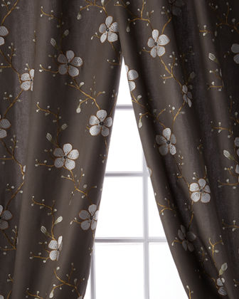 The Art of Living Blossom Curtain, 108