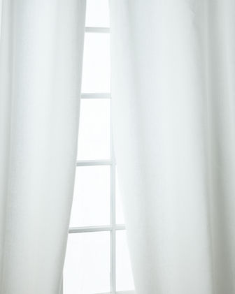 "Skye Curtain Panels, 96""L"