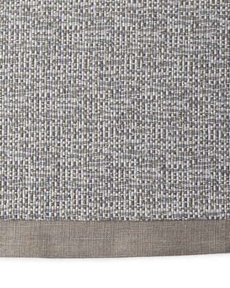Vanessa Basketweave European Sham