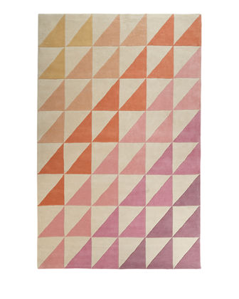 "Fun Tiles Hand-Tufted Runner, 2'3"" x 8'"