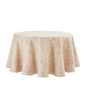 "Berrigan Round Tablecloth, 70""Dia."