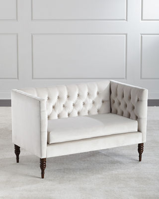 Quick Look. ProdSelect Checkbox. Erika Tufted Settee
