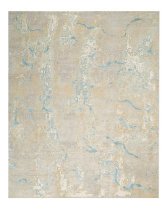 Tranquilite Hand-Knotted Rug, 8' x 10'
