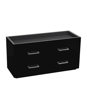 Meridian Two-Drawer Valet Charging Station
