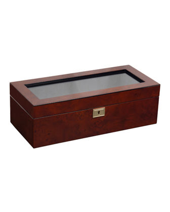 Savoy 5-Piece Watch Box
