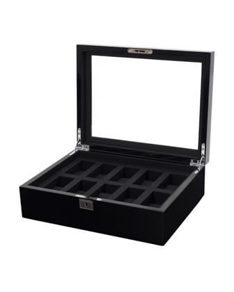 Savoy 10-Piece Watch Box