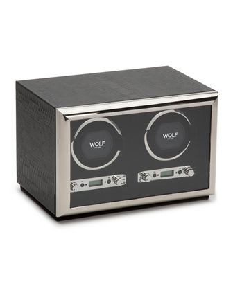 Exotic Double Watch Winder