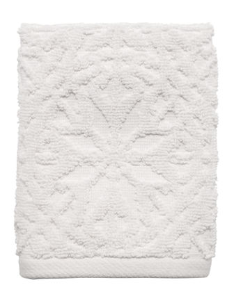 Laundry by Shelli Segal Interlock Wash Cloth